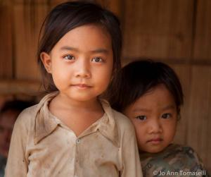 CHILDREN OF LAOS Posted on July 2, 2014 by Jo Ann Tomaselli